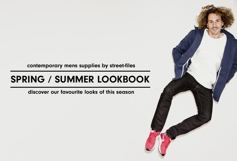 CHECK OUT OUR LOOKBOOK