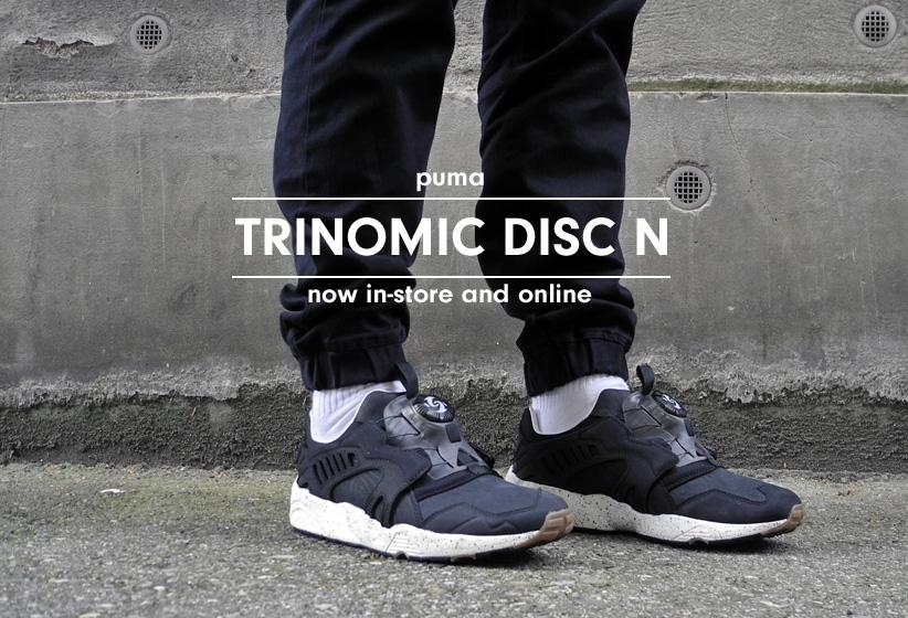 PUMA TRINOMIC DISC N